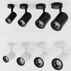 Led Cob Lamp Led Downlights 7 W 12 W 20 W 30 W Opbouw Led Lampen Plafond Spot Light rotatie Led Down Downlights    -