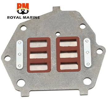 цена на Outboard Motor Inlet Reed Valve Assy 3B2-02100-0 for Tohatsu M9.8B M8B M6B / Nissan NS9.8B NS8B NS6B 3B2-02100