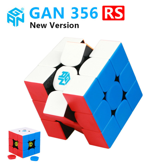 gan 356 air sm x 3x3x3 магнитный пазл магический куб gans профессиональный фотография