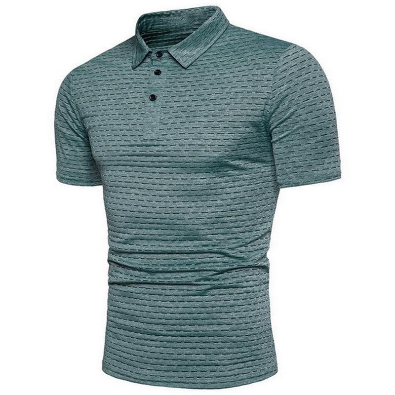 Vogue Men Afrian Style   Polo   Shirt Nice Summer Men Short Sleeve   Polo   Shirt Business Solid Tee Shirts Man Tops&Tess