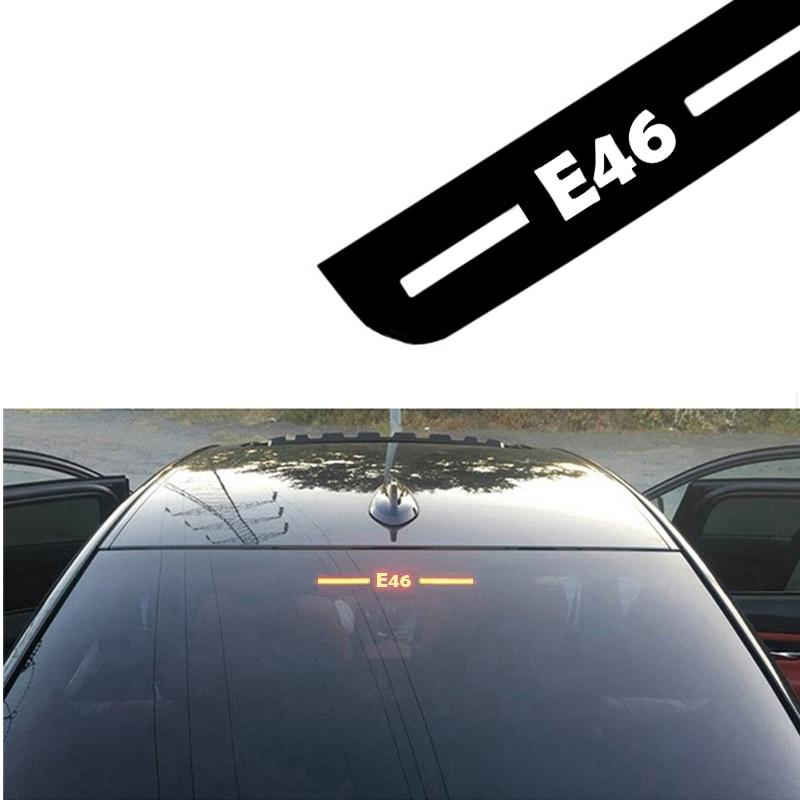 Car Sticker High Brake Sticker M Logo for BMW M Emblem E46 E36 E90 E53 E39 F10 F30 E60 M2 M3 M4 M5 3 5 7series Auto Accessories