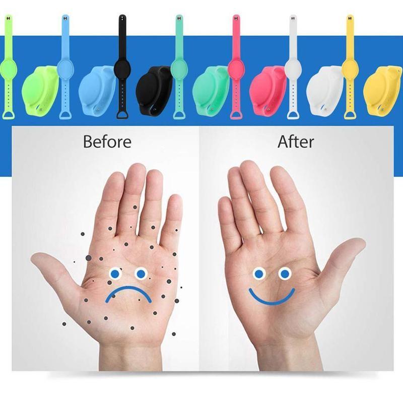 Купить новый регулируемый браслет для взрослых или детей диспенсер