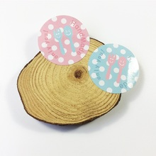 90pcs/pack For You Candy Color Sealing Sticker Stationery Gift Bakery Stickers Cookies Label Supply