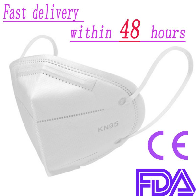 6 Layers PM2.5 N95 Face Mask Anti PM2.5 Safety Protective Mask FFP3 Mask Reusable Masks N95 Mask Filter Better Than Ffp2 Kf94
