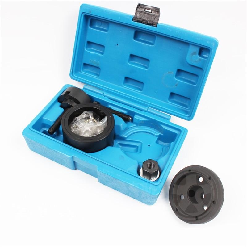 Kit d'outils de retrait de joint d'huile avant de vilebrequin de moteur outil de joint de vilebrequin avant pour B-M-W N40/N42/N45/N46/N52/N53/N54