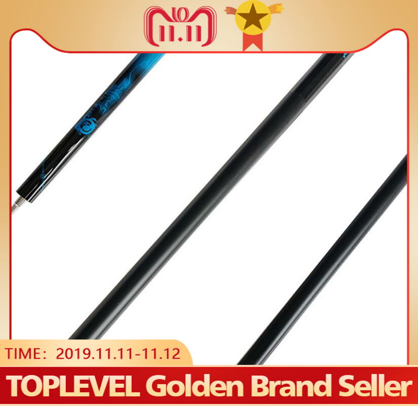 NEW Arrival POINOS Jump Cue Billiard Stick Kit 13mm Tip 108 Cm Length 10.5oz 2 Colors Professional Handmade Durable China 2019
