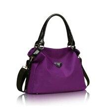 Brand Ladies Shoulder Bag High Quality Oxford Cloth Waterproof Handbag New Trend Single Slung Bags