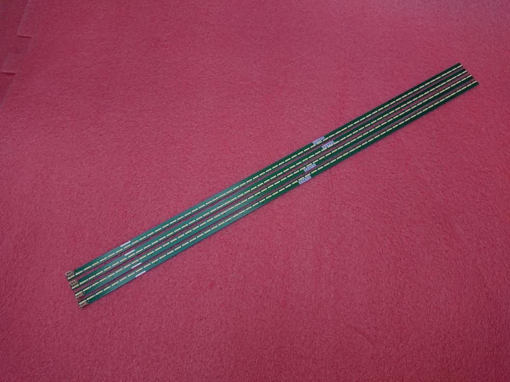 Image 4 - New Kit 2 PCS 60LED LED backlight strip for LG 55UF6450 55UH6150  55UF6430 6916L2318A 6916L2319A 6922L 0159A 55UH615V 55UF770VReplacement  Parts
