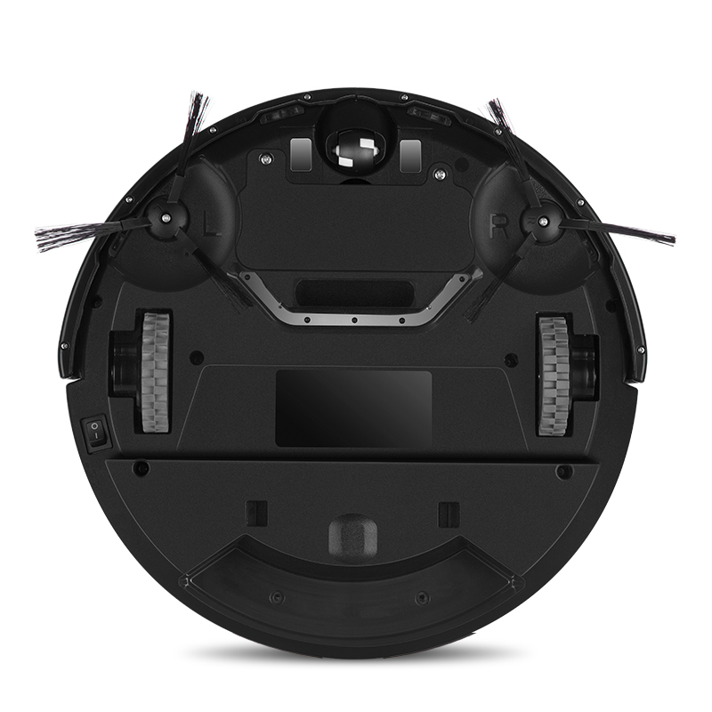 ILIFE V55 Pro Vacuum Cleaner Robot Sweep & Wet Mop Virtual Wall Planned Cleaning Powerful Suction for pet hair and hard floor - 2