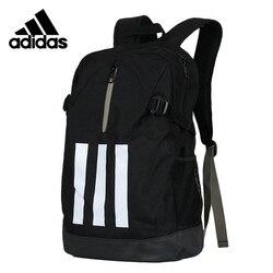Оригинальный Adidas POW жира 3S унисекс рюкзаки черный спортивный Спортивные сумки компьютер посылка DM2894