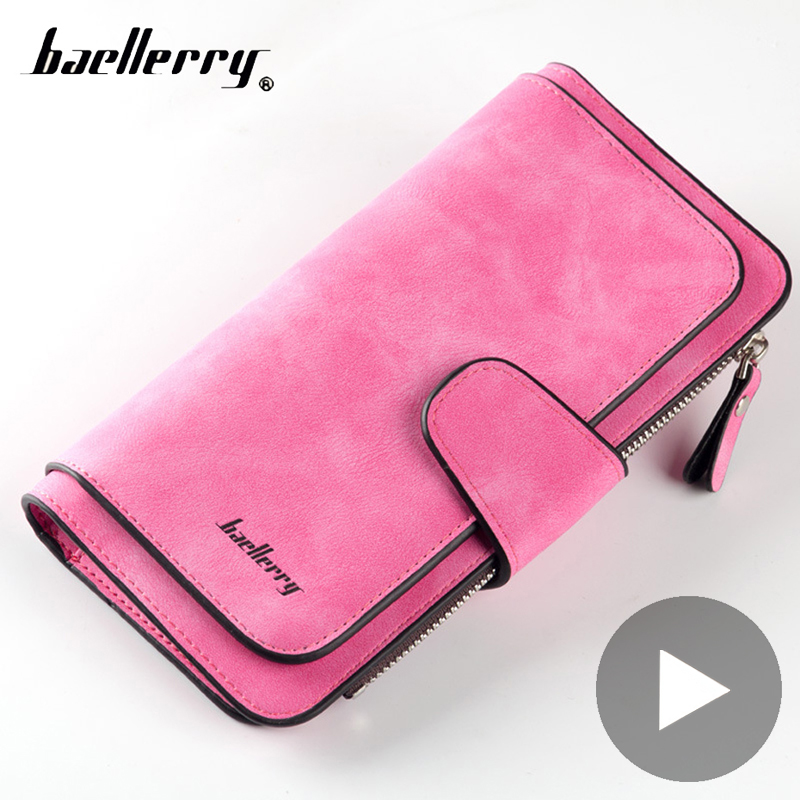 Long Phone Lady For Female Women Wallet Purse Clutch Bag Money Walet Partmone Vallet Girl Card Holder Portemonee Cardholder 2019