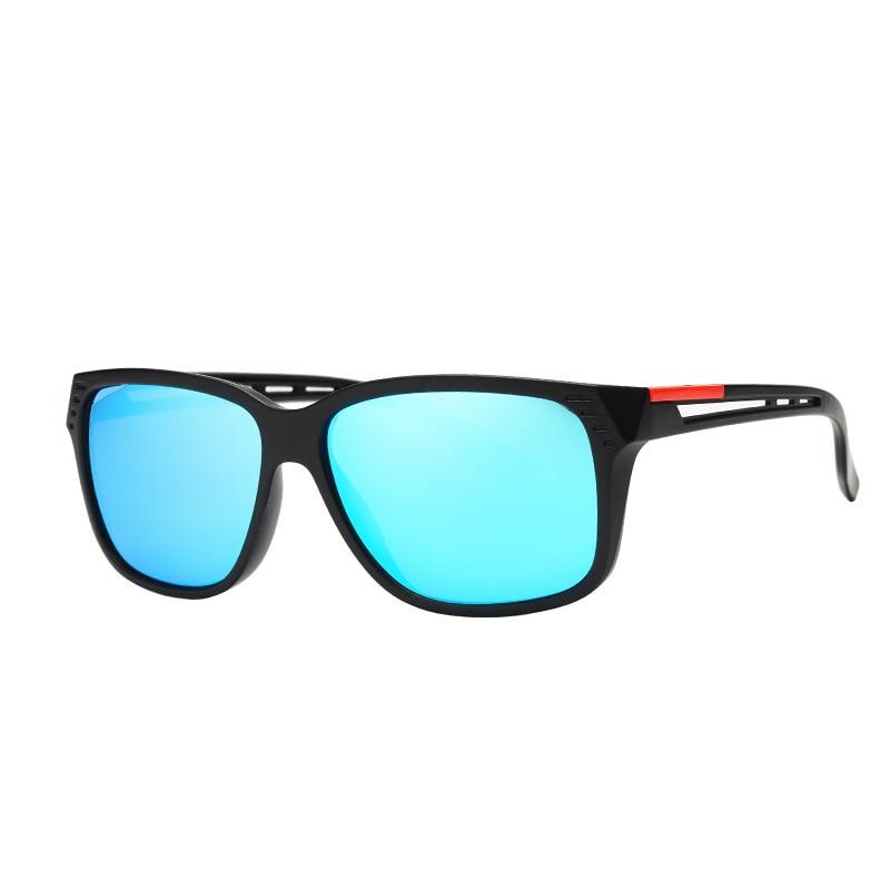 New Fashion Sunglasses Men Brand Designer Hollow Legs Tide Driving Mirror Vintage Sun Glasses Male Goggles Shadow UV400