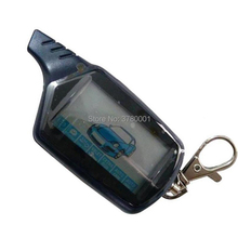 B9 keychain for Russia KGB FX-7 keychain for KGB fx 7 lcd Remote Control Two Way Car