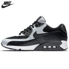 Orijinal yeni varış NIKE AIR MAX 90 temel erkek koşu ayakkabıları Sneakers