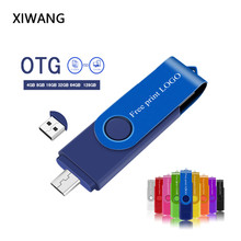 USB Flash Drive 32GB 64GB for computer Android Smart Phone pen drive 128GB 16GB 8GB 2.0 OTG pendrive memory stick usb flash