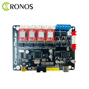 New GRBL 4Axis Stepper Motor Controller Control Board With Offline/300W Spindle USB Driver Board For CNC Laser Engraver(China)