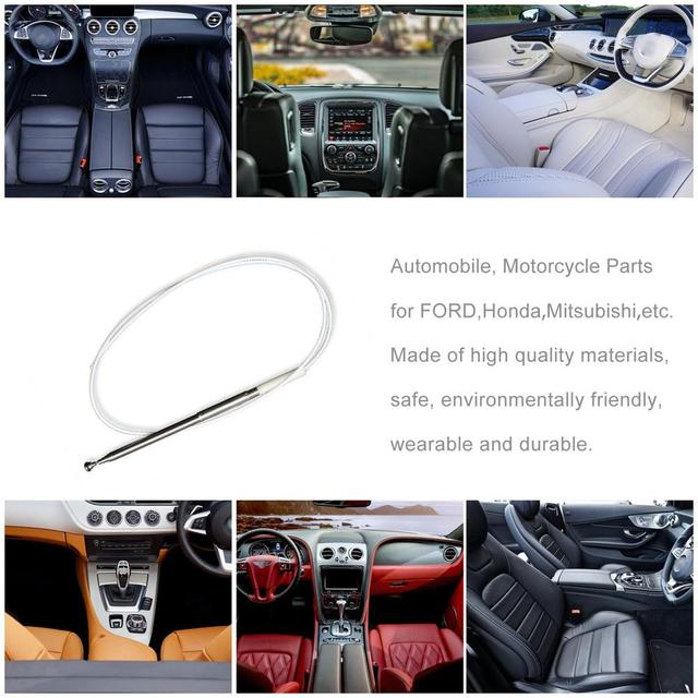 Am/Fm Power Antenna For Mitsubishi For Pajero 00-06 Zpn-01407 Replacement Car Antenna Car Modification Accessories