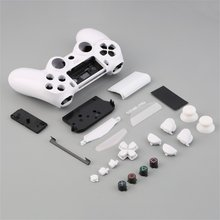 Gamepad Controller Housing Shell W/Buttons Kit for PS4 Handle Cover Case In stock! цена 2017