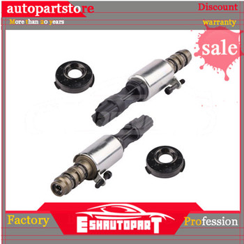 for F-150 Super Duty OEM Genuine For Ford VCT Solenoids & Seals PAIR Early 5.4L & 4.6L 1802-429850 8L3Z-6M280-B 8L3Z-6M280-B