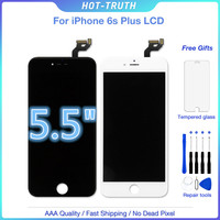 10Pcs/Lot LCD For Apple iPhone 6S Plus 7 Plus 8P 5.5