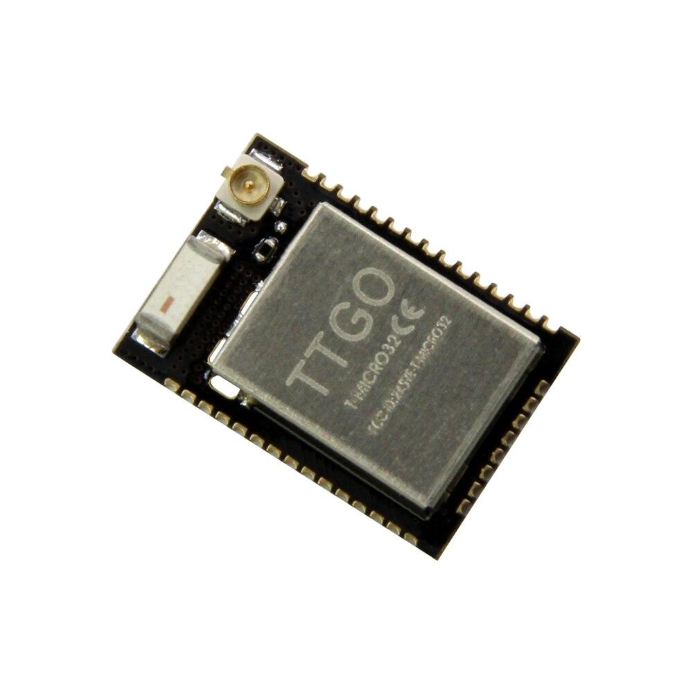 10piece TTGO Micro-32 V2.0 Wifi Wireless Bluetooth Module ESP32 PICO-D4 IPEX ESP-32