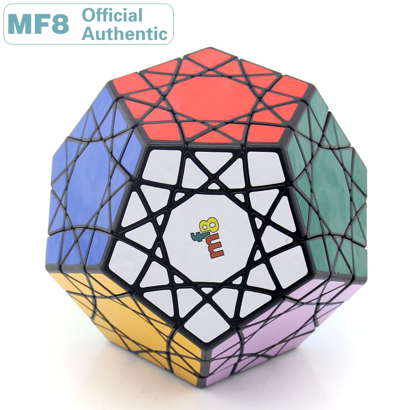 MF8 Sunminx Megaminxeds Magic Cube 3x3 Sun Dodecahedron Starminx Professional Speed Puzzle Educational Toys For Children