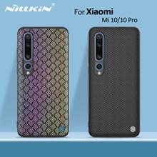 for Xiaomi Mi 10 case cover 6.67 NILLKIN Striker Case PC TPU silicone sports style Back cover for Xiaomi Mi 10 Pro case 5G
