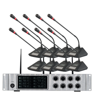 Wireless microphone system pro