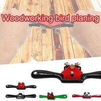 Neue 9in/10in Einstellbare Flugzeug Spokeshave Holz Hand Hobel Trimmen Werkzeuge Holz Hand Schneide Meißel Werkzeug mit Schraube Handhobel Werkzeug -