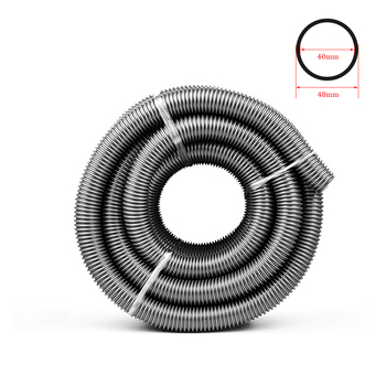 Inner 40mm Outer 48mm Vacuum Cleaner Hose Durable Vacuum Cleaner Part Soft Pipe Bellows Straws Industrial Thread Hose high quality vacuum cleaner accessory hose within the 32mm diameter 39mm without screw thread tube