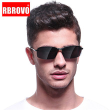 RBROVO 2019 Classic Color Changing Sunglasses Men Brand Desi