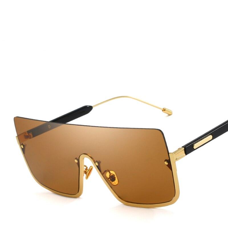 Женские солнцезащитные очки больших размеров, 2020, карамельный цвет, линзы, очки, Ретро стиль, для путешествий, Lentes De Sol, UV400, xf6