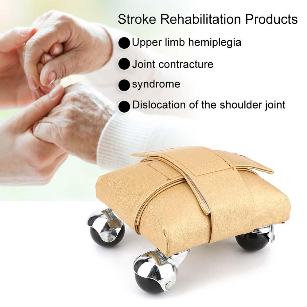 Stroke Hemiplegia Rehabilitation Upper Limb Joint Training Tackle Rehabilitation Exerciser Palm Wrist Supports For Elder Patient