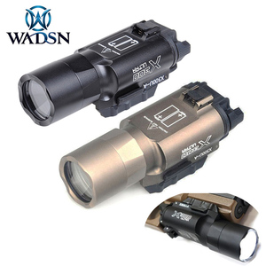 Image 1 - WADSN Surefir X300 Ultra taktik silah el feneri tabanca lanterna X300U 510 lümen avcılık Scoutlight Fit 20mm Picatinny ray