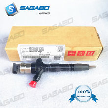 GENUINE AND BRAND NEW DIESEL 095000-8290, 095000-7781, 095000-5440, 095000-5920, 23670-0L050 COMMON RAIL FUEL INJECTOR original and new common rail injector 095000 8290 for hilux 23670 0l050 100