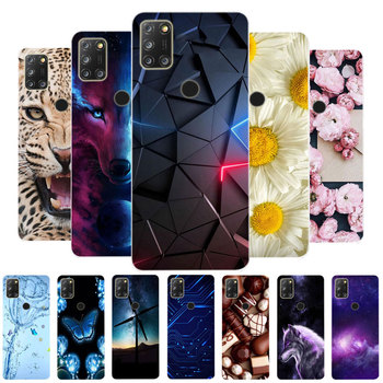 For Alcatel 3X 2020 Case 4 Camera Bumper Silicone TPU Soft Phone Cover For Alcatel 3X 2020 5061 Alcatel3X 3 X 2020 Case Cartoon bolomboy painted case for alcatel 1c case silicone soft tpu cases for alcatel 1c 5009d cover wildflowers cute animal bags