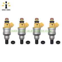 CHKK-CHKK INP-063 MD175076 Renovation fuel injector for DODGE&EAGLE COLT 1.8L 93~94 / SUMMIT DL ES ESI LX