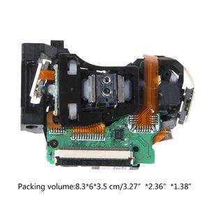Image 5 - Двойная головка оптического объектива, замена для PS3, игровой консоли, белая, 95AD