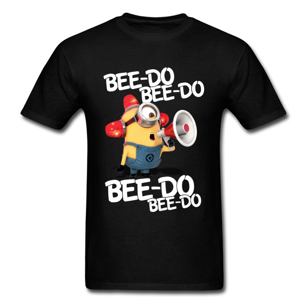 Bee-Do Minion Game New T Shirts Hot Sale Pokemon Minion Summer Autumn Tops Shirt for Students New Design Cotton Tshirts Boy image
