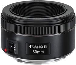 Canon EF 50mm f/1.8 STM Lens full new