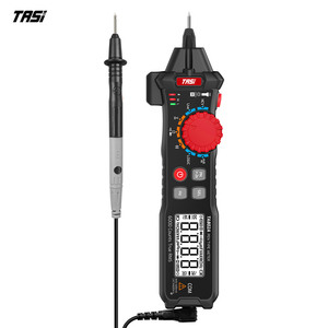 TASI TA802A Professional Digital Multimeter Pen 6000 Counts True RMS Voltage Current Capacitance Meter for Measuring DC/AC