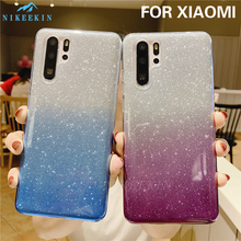 Glitter Soft Case for Xiaomi 10 Note 10 Pro CC9E 9 Pro 9T 8S