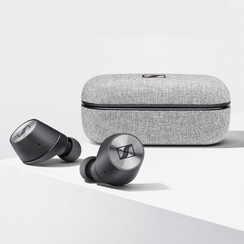 Sennheiser MOMENTUM True Wireless Earphone HIFI Stereo Waterproof Headset TWS Sport Earbuds Noise Reduction for IPhone/Samsung Electronics Wireless Earphones
