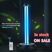 38 Вт 110В 220В третью передачу ультрафиолетового света стерилизатор ГРМ ультрафиолетового обеззараживания лампы без Озона интеллектуальные стерилизации