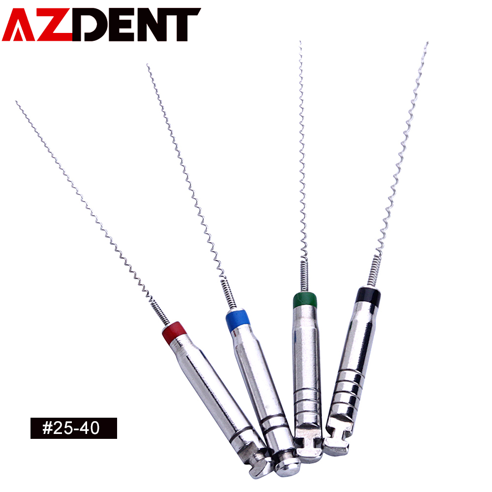 Dental Rotary Paste Carriers Size: #25-#40 assorted package (Optional Single Size:#25/#30/#35/#40)