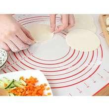 Pastry-Accessories-Tool Baking-Mat Silicone Non Stick 60x40cm 29x26cm 40x30cm Reusable