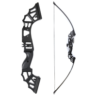 30/40/50 Lbs Straight Pull Bow 51 Inches with Arrow Rest T Shape Sight for Right Hand User for Archery Hunting Shooting Sports|Bow & Arrow| |  -