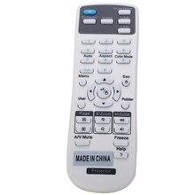 Controle Remoto Do Projetor de substituição Fit Para O Projetor EPSON EX3220 EX5220 EX5230 EX6220 EX7220 725HD 730HD