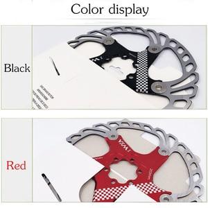 Image 5 - VXM Brake Disc Pads 140/160/180/203mm Bike Brake Rotors MTB Cooling Float Disc Brake Bicycle Accessories Float Brake Disc Pads