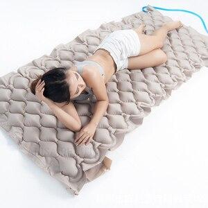 Image 2 - Medical Hospital Sick Bed Alternating Pressure Air Mattress with Pump Prevent Bedsores and Decubitus Pneumatic Massage Cushion
